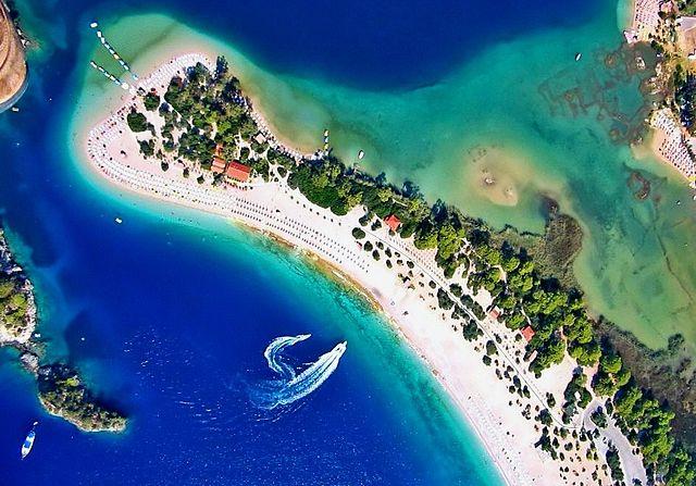 חופים בתורכיה