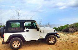 Lana'i 4x4 Jeep
