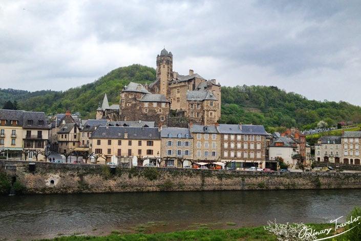 Estaing, France