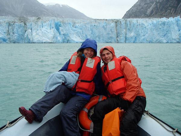 dawes glacier alaska