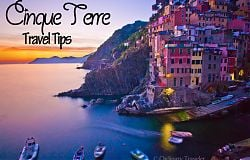 Cinque Terre Travel Tips