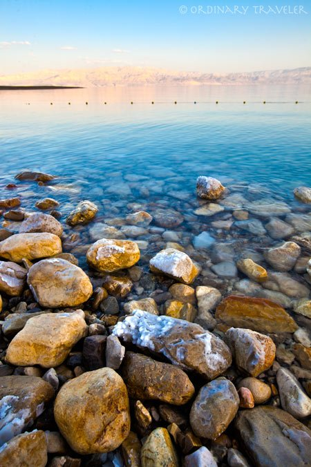 The Dead Sea, Israel: I Found The Fountain Of Youth