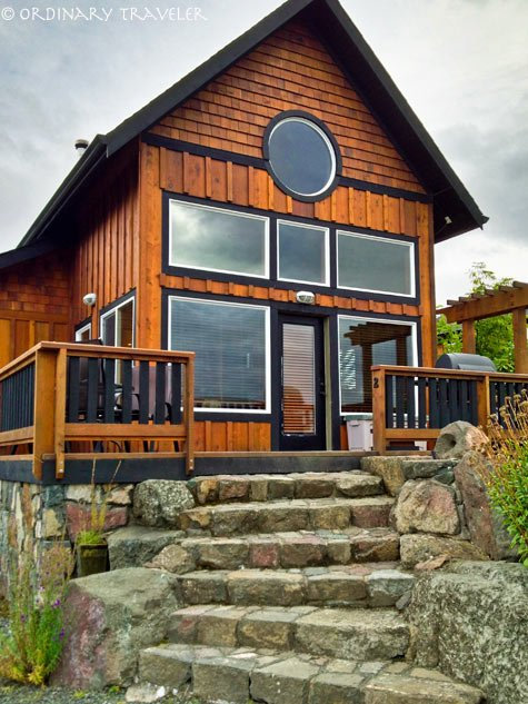 Ecoscape Cabins in Port Hardy, North Vancouver Island