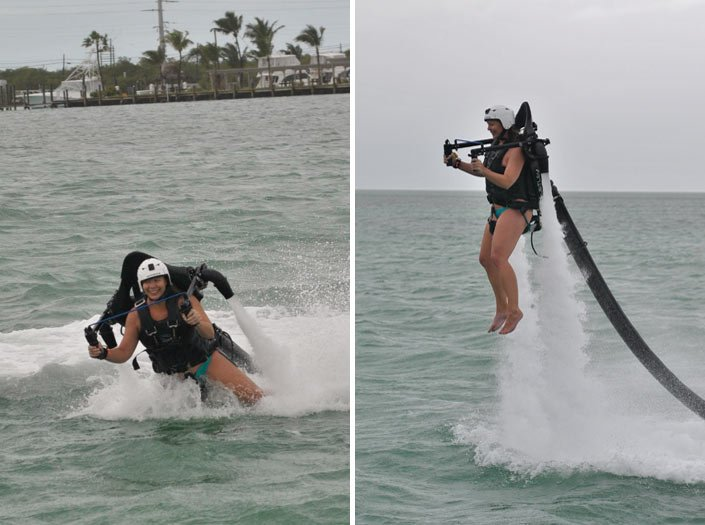Jetpack Ride Florida Keys