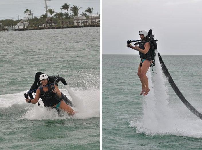 Jetpack Ride Florida Keys