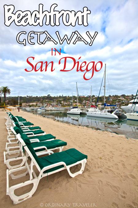 Beachfront Getaway in San Diego at Kona Kai Resort