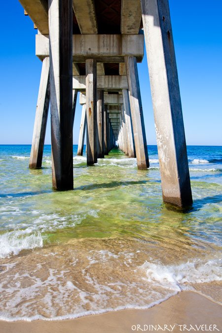 Russel-Fields Pier - PCB, Florida