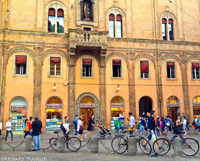 Bologna, Italy architecture