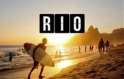 Win 2 Tickets to Rio with LAN Airlines