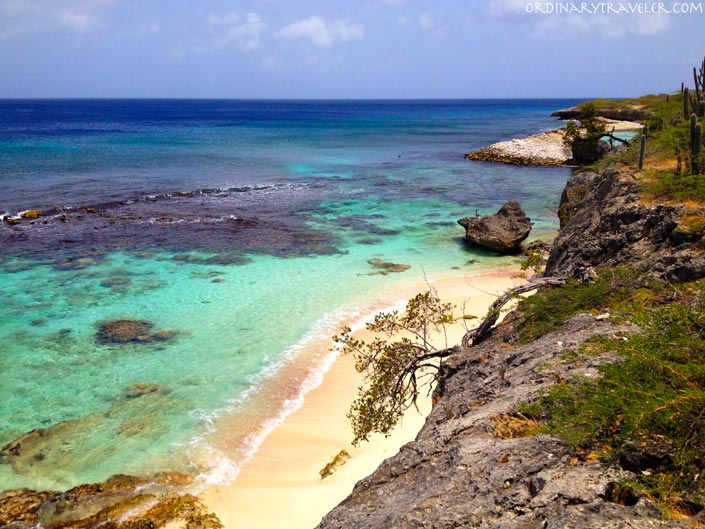 Wayaka 2 Beach in Slagbaai National Park - Bonaire