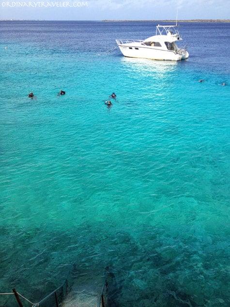Diving at Buddy Dive Resort - Bonaire