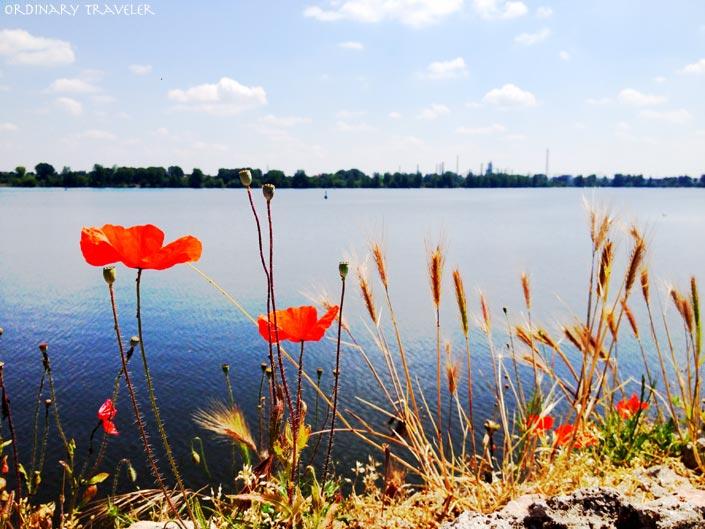 Mantua Italy Three Lakes