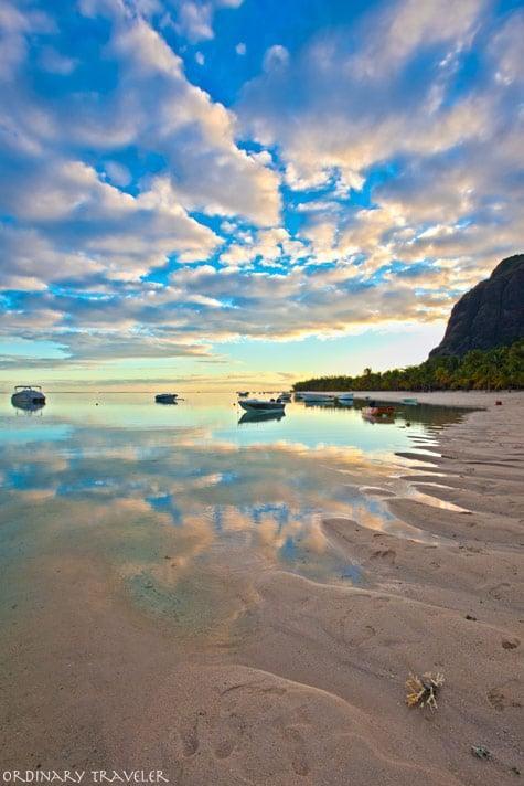 St. Regis Mauritius Sunrise