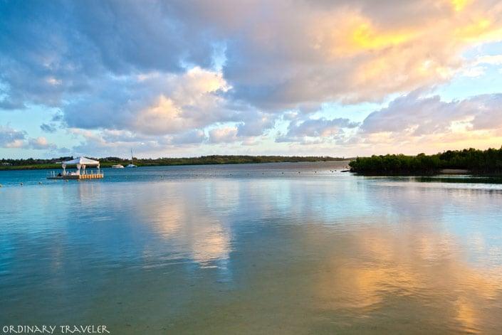 The Four Seasons Mauritius Sunrise Lagoon