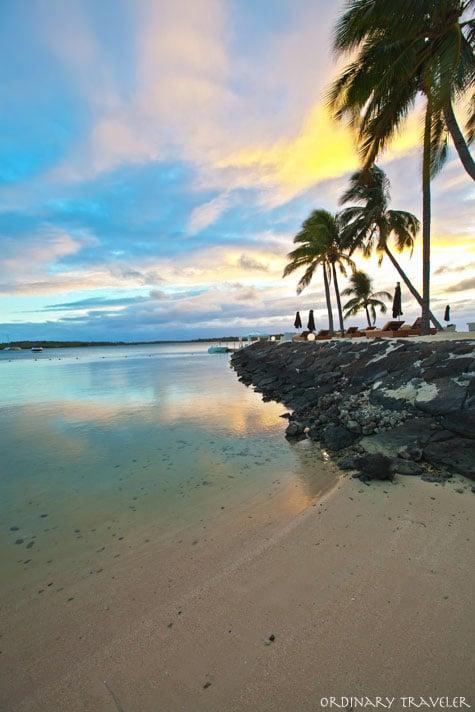 Four Seasons Mauritius at Sunrise
