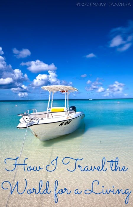 How to Travel the World for a Living