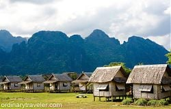Otherside Bungalows Laos