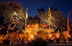 Kecak Fire Dance - Bali, Indonesia
