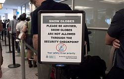 TSA Your safety is our priority!