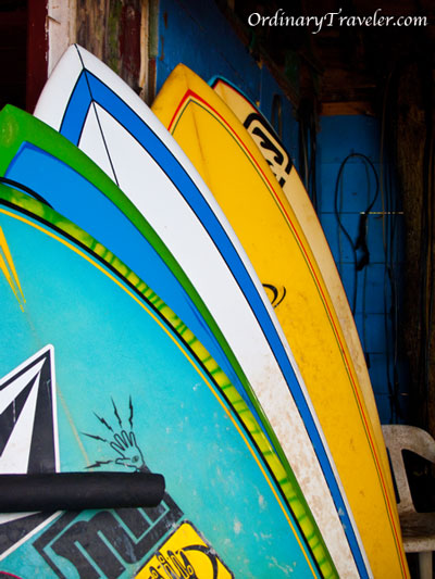 Cabarete Surf Camp Surboards