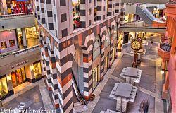 Horton Plaza Mall - San Diego