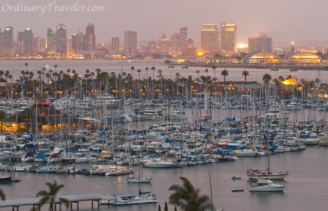 Point Loma Harbor San Diego