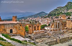 Greek Theatre - Taormina, Sicily