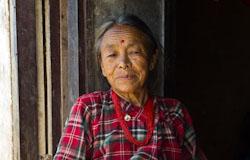 Nagarkot - Nepali Woman