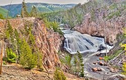 Gibbons Falls - West Yellowstone