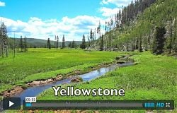 Yellowstone Time Lapse