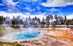 Biscuit Basin - Yellowstone