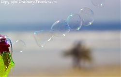 Bubbles - Out of Focus Surfers