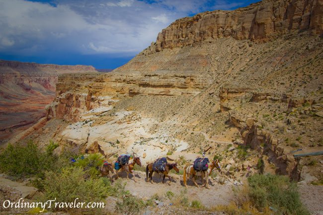 Havasupai Reservation - Hike to Havasu Falls Arizona
