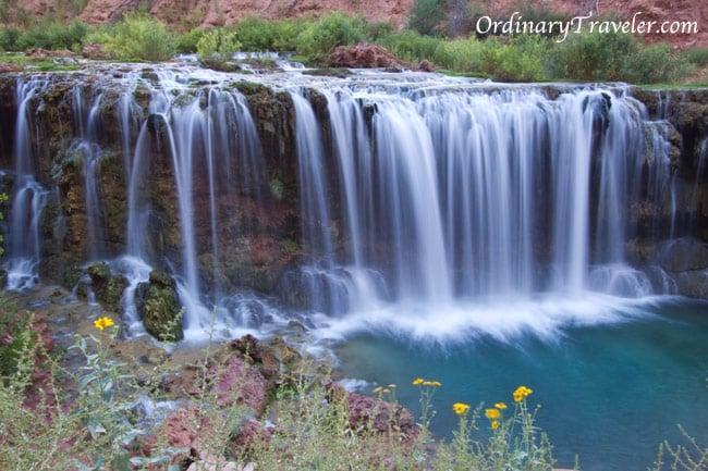 Havasu Falls, Arizona - Navajo Falls