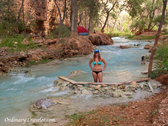 Havasu Falls Campground Arizona