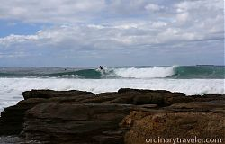 Surfer - Merewether Beach, Australia