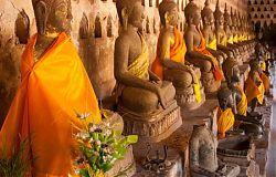 Buddha Statue - Laos
