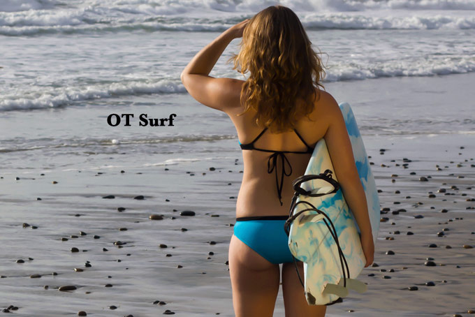 OT Surf - Swimwear that stays put!