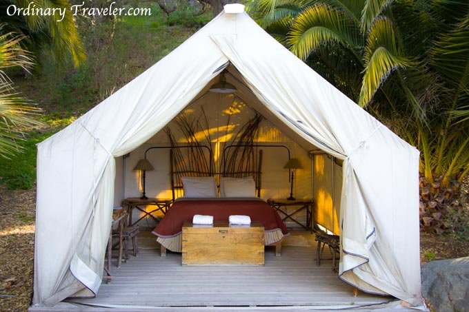 Lodging Options at El Capitan Canyon Safari Tent ... & El Capitan Canyon You Stole My Heart u2022 Ordinary Traveler