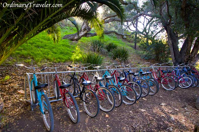 El Capitan Canyon Bike Rentals