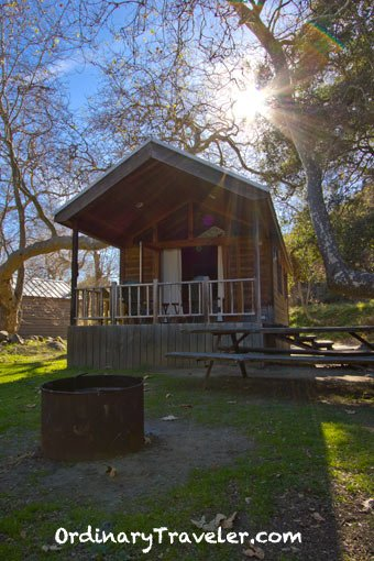 Creekside Cabin - El Capitan Canyon, Santa Barbara