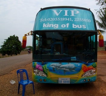 Laos Travel Guide: Vientiane to Vang Vieng