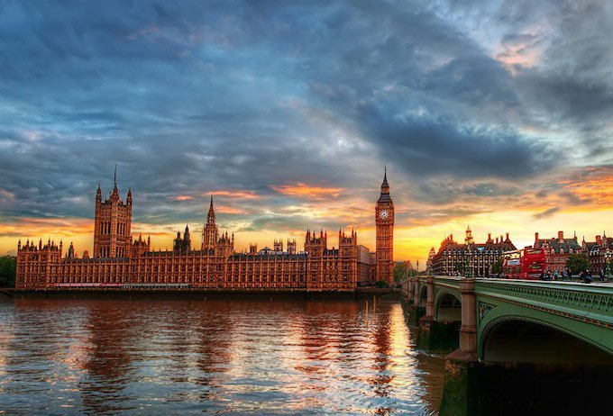 Thames River London by Trey Ratcliff