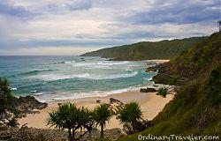 Secluded Beach - Broken Head, Australia