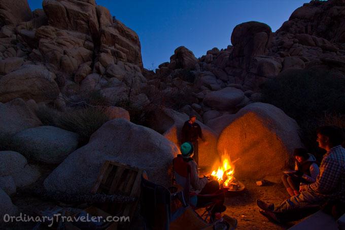 Joshua Tree - Day to Night in Photos