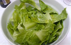 Insalata Verde - Green Salad in Sicily