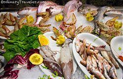 Fresh Fish - Sicily