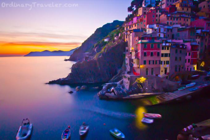 Cinque Terre: A Photographer's Dream