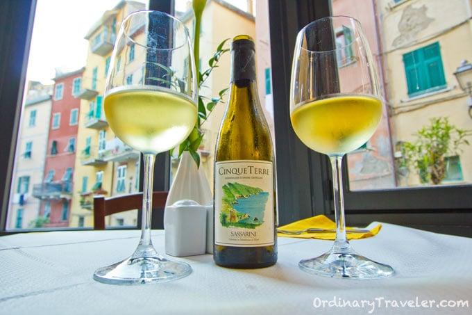 Cinque Terre Wine - Riomaggiore Restaurant