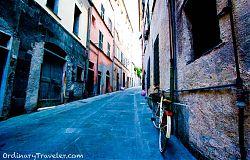 Streets of Levanto